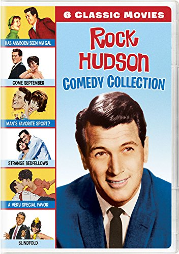 Rock Hudson Comedy Collection [DVD]