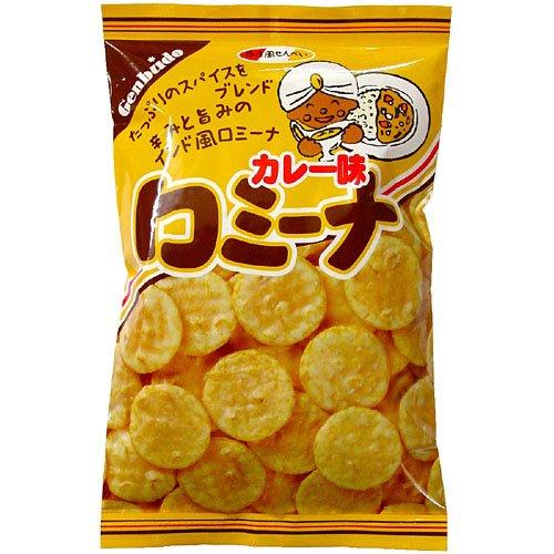 げんぶ堂 ロミーナカレー味 100g×12袋