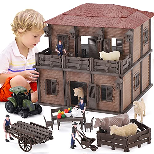 Top 10 best selling list for animal play sets for toddlers