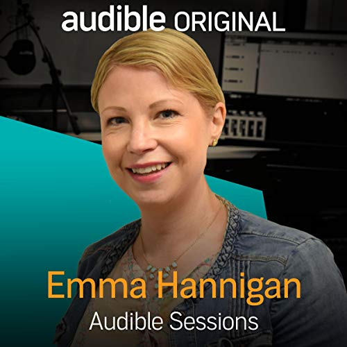 Emma Hannigan audiobook cover art