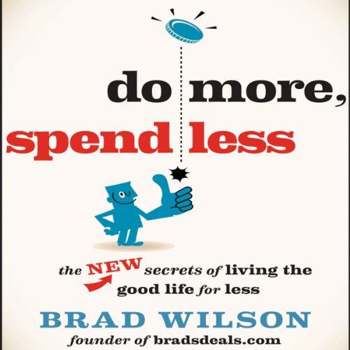 Do More, Spend Less audiobook cover art