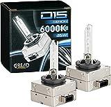 Gread Lights - 2x fari allo xeno D1S, 6000K, 35W, 100% compatibile e a lunga durata.