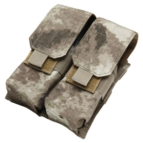 Condor Double M4 Mag Pouch - ATACS - One Size