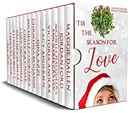 'Tis the Season for Love: A Charity Box Set by [Maggie Dallen, Jordan Ford, Michelle MacQueen, Ann Maree Craven, Victoria Anders, Lacy Andersen, Gina Azzi, Christina Benjamin, Michelle Courtney, Cindy Ray Hale, Lucy McConnell, Britney M. Mills, Stephanie Scott, Emma St. Clair, Ria Zen]