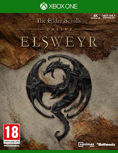 Elder Scrolls Online Elsweyr Xbox One - Xbox One [Importación inglesa]