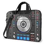 Laptop Messenger Bag Digital DJ Controller Notebook Sleeve Schultertasche Laptop Tragetasche...