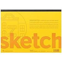 マルマン SOHO501 スケッチブック B5 スケッチパッドSOHO 画用紙 100枚 おまとめセット【3個】