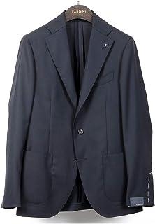 ラルディーニ LARDINI / 【国内正規品】 / 20-21AW!3PLYウールストレッチトニック3Bジャケット「JS0526AQ」 (ネイビー) メンズ