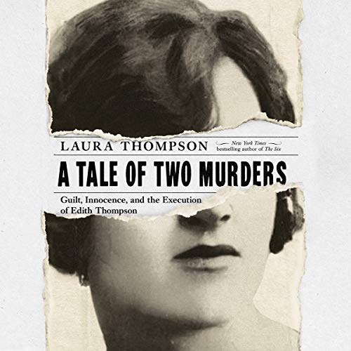 A Tale of Two Murders Audiobook By Laura Thompson cover art