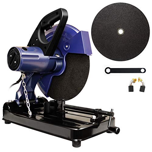 Kinswood KW8351 14'' 15A Power Tools Multi-purpose Cut-off Chop Saw