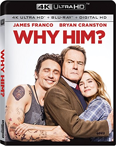 Why Him? [Blu-ray] (englische Version)