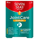 Seven Seas JointCare Supplex with Glucosamine plus Omega-3, 90 Capsules
