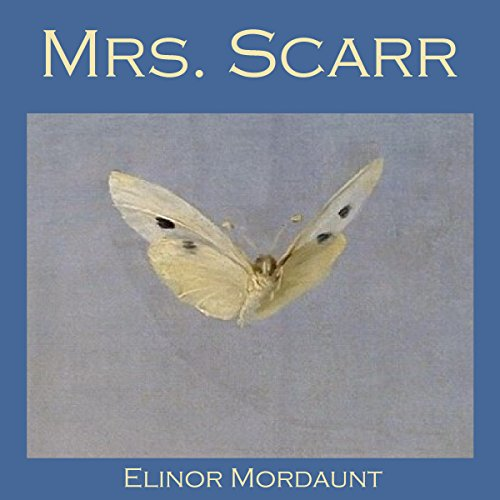 Mrs. Scarr audiobook cover art