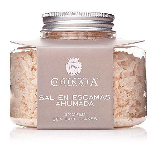 Sale Marino Affumicato in Scaglie (120 g) - La Chinata