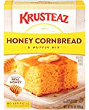 Cornbread and muffin mix for a variety of options, made with real honey Easily prepared as squares, muffins, or even in a skillet Adds a simple touch of sweetness to your favorite recipes Easy to make, yet hard to put down No artificial flavors, colo...