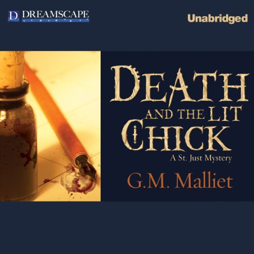Death and the Lit Chick cover art