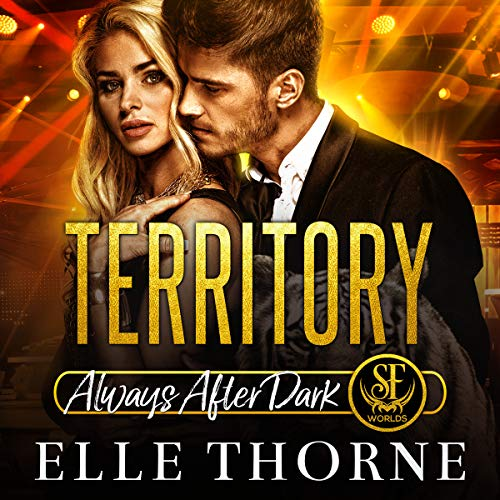 Territory: Shifters Forever Worlds audiobook cover art