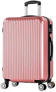 Trolley Case Bagage de Chariot de Mode Valise portab 36 * 24 * 58cm, 4 roues, bagage à Main de coquil dure légère avec la serrure de mot de passe Travel Luggage Carry-Ons