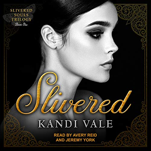 Slivered cover art