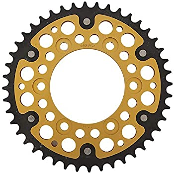 SuperSprox RST-808-51-GLD Gold Stealth Sprocket