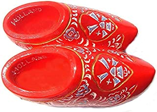 Holland's Clogs.wooden Shoes Dutch. Netherland. High Quality Resin 3d Fridge Magnet