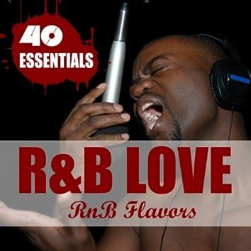 R&B Love - 40 Essentials