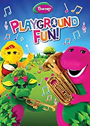 Image: Barney: Playground Fun - DVD | Carey Stinson (Actor), Dean Wendt (Actor), Fred Holmes (Director), Jim Roley (Director)