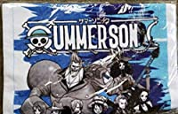 サマソニ SUMMERSONIC2019 ワンピース 限定コラボタオル 新品