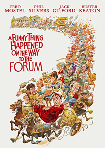 Funny Thing Happened On The Way To The Forum [DVD] [Region 1] [NTSC] [US Import]