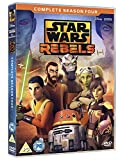 STAR WARS REBELS: COMPLETE SEASON FOUR (HOME VIDEO RELEASE)