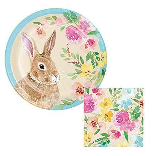Easter Bunny Themed Dessert Set