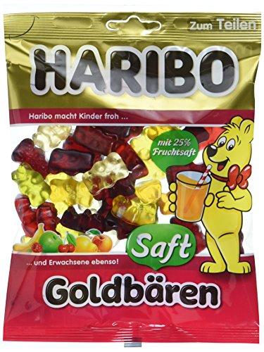 HARIBO Saft-Goldbären, 30er Pack (30 x 175 g)