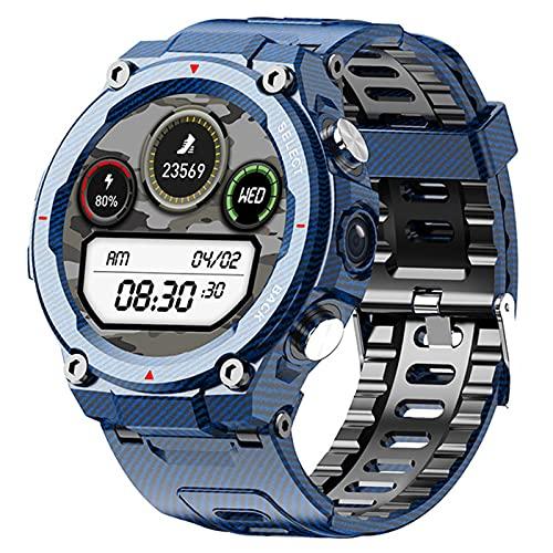 FZXL Q998 4G Smart Watch 1.28'Smartwatch Al Aire Libre Smartwatch para Hombres Mujeres Nadando IP68 Impermeable 3 Modos Deportivos Cámara SOS Llamada Reloj,A
