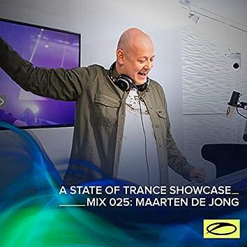 A State Of Trance Showcase - Mix 025: Maarten de Jong