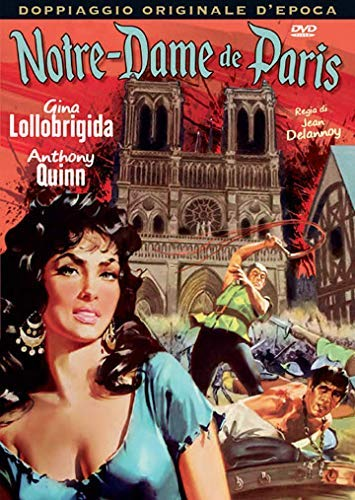 The Hunchback of Notre Dame (1956) ( Notre-Dame de Paris ) ( Il gobbo di Notre Dame (The Hunch back of Notre Dame) )