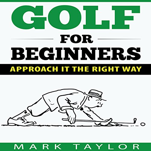 Golf for Beginners Titelbild