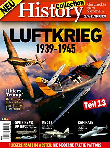 History Collection Teil 13: LUFTKRIEG 1939 - 1945