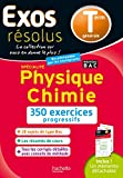 Exos Résolus Spécialité Physique Chimie Terminale