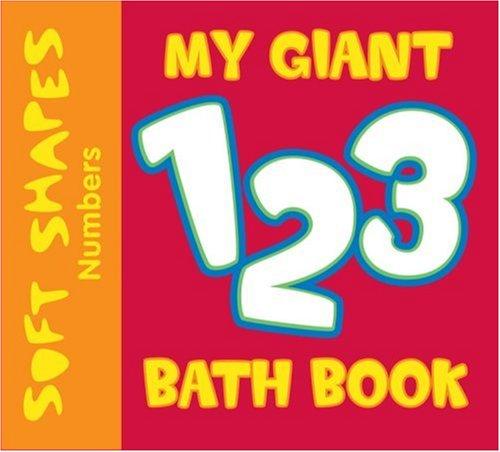My Giant 123 Bath Book (Soft shapes)
