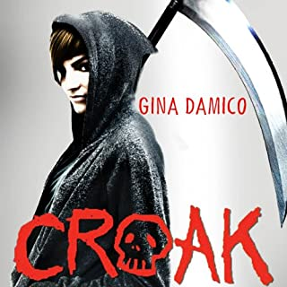 Croak cover art