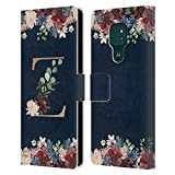 Head Case Designs sous Licence Officielle Nature Magick Letter Z Monogramme Florale Or Navy 2 Coque...