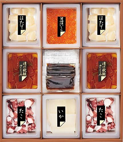 いくら 北海道 海鮮丼セット 海鮮丼の具 北海道産 勝手丼 セット 海鮮丼 海鮮ギフト ほたて いくら 醤油漬け