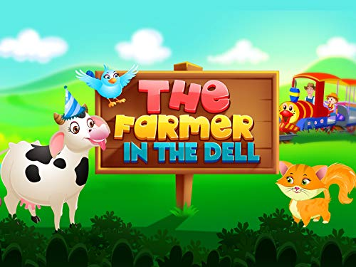 The Farmer in the Dell (Single)  | Learning Rhymes | Animal Songs for Kids by Baby Hazel