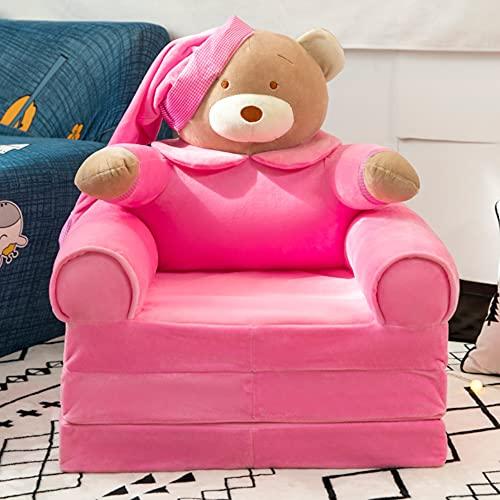 子供ソファー キッズソファー ベビーソファー/チェア/椅子/カウチ/ソファーベッド/ラウンジ お座り練習 ぬいぐるみソファー シングルソファー ソフト