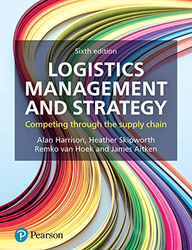 Logistics Management and Strategy (English Edition)