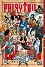 Fairy Tail - Tome 6 de Hiro Mashima