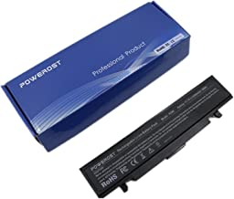 Powerost Laptop Battery for Samsung R428 R580 R420 R430 R468 R470 R480 RV510 RV511 RC512 R519 R520 R530 R540 R730 Q320 Q430 AA-PB9NC5B AA-PB9NC6B AA-PB9NC6W AA-PB9NC6W/E AA-PB9NS6B AA-PL9NC2B