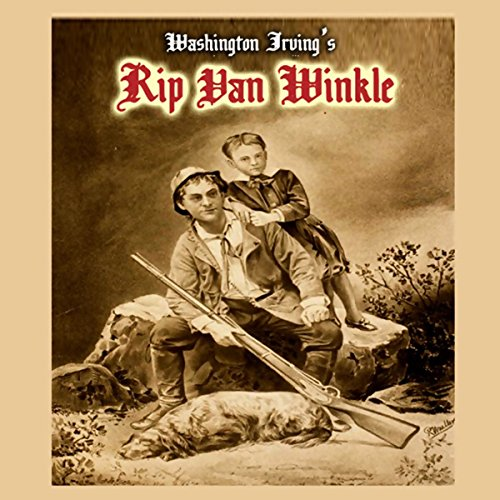 Rip Van Winkle  audiobook cover art