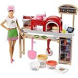 Barbie Babysitting Playset with Skipper Doll,...