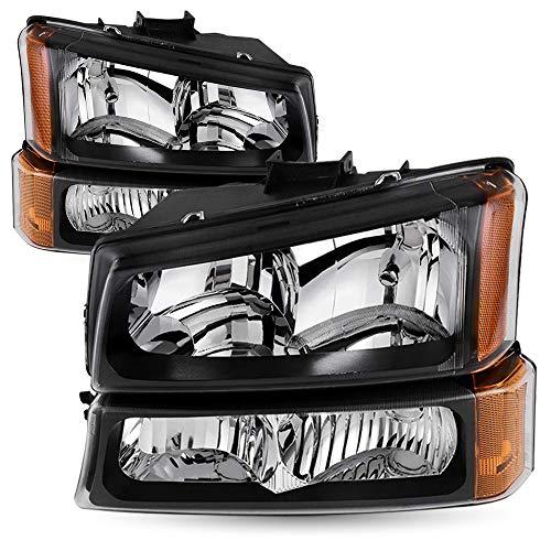 05 silverado headlight assembly - 6